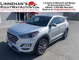 2019 Hyundai Tucson Limited in Bangor, ME 04401