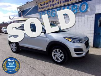 2019 Hyundai Tucson AWD SE in Bentleyville, Pennsylvania 15314
