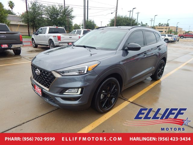 2019 Hyundai Tucson Night in Harlingen, TX 78550