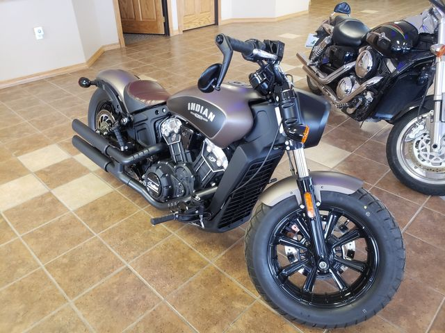 2019 Indian Scout Bobber ABS in Dickinson, ND 58601