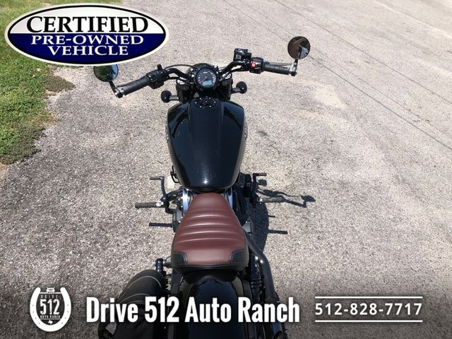 2019 Indian Scout Bobber in Austin, TX 78745