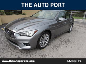2019 Infiniti Q50 3.0t LUXE in Largo, Florida 33773