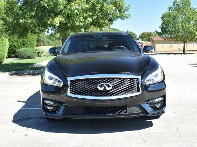 2019 Infiniti Q70 3.7 LUXE in McKinney, Texas 75070