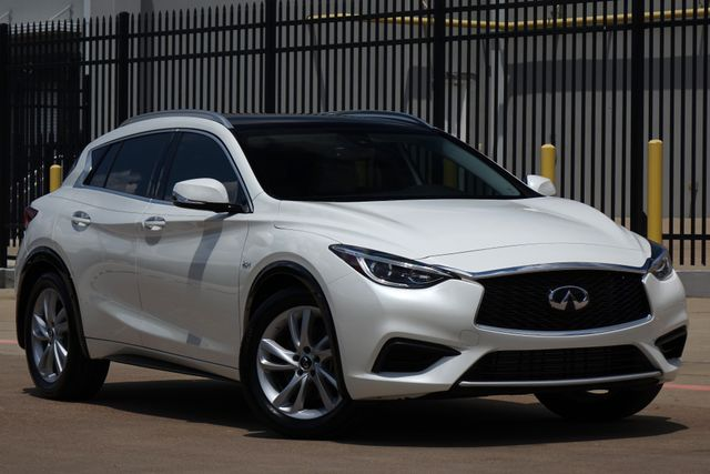 2019 Infiniti QX30 ONLY 46 MILES * Pano Roof * HTD SEATS * BU Camera
