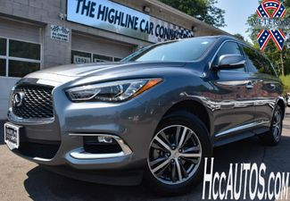 2019 Infiniti QX60 PURE Waterbury, Connecticut