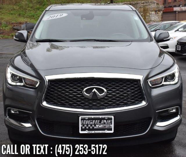 2019 Infiniti QX60 PURE Waterbury, Connecticut 9