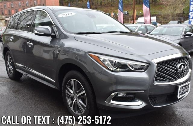 2019 Infiniti QX60 PURE Waterbury, Connecticut 3