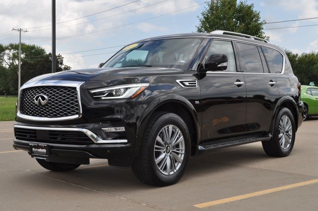 2019 Infiniti QX80 LUXE in Bettendorf/Davenport, Iowa 52722