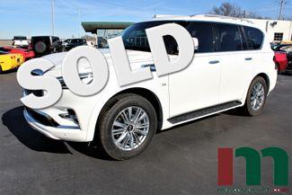 2019 Infiniti QX80 Luxe 4WD | Granite City, Illinois | MasterCars Company Inc. in Granite City Illinois