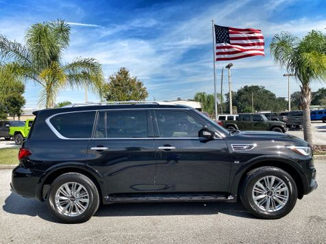 2019 Infiniti QX80 QX80 LUXE LOADED CARFAX CERT in Plant City, Florida