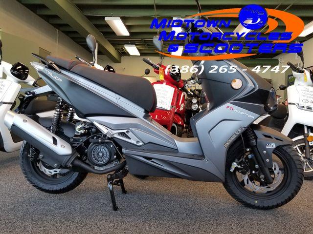 2019 Italica F11 Scooter 150cc