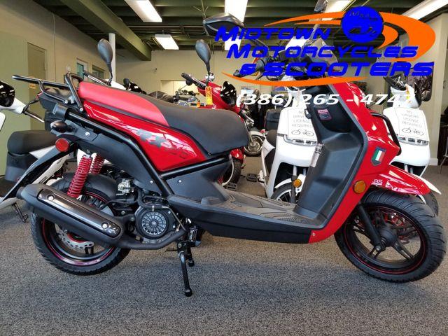 2019 Italica RX 150 Scooter 150cc