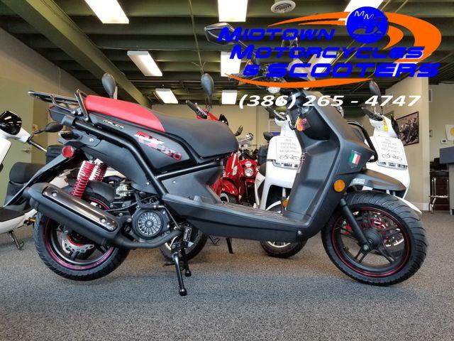 2020 Italica RX 150 Scooter 150cc