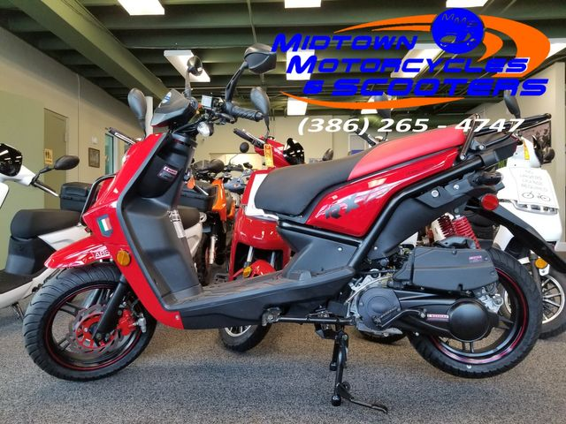 2019 Italica RX150 Scooter 150cc