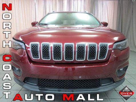 2019 Jeep Cherokee Latitude Plus in Akron, OH