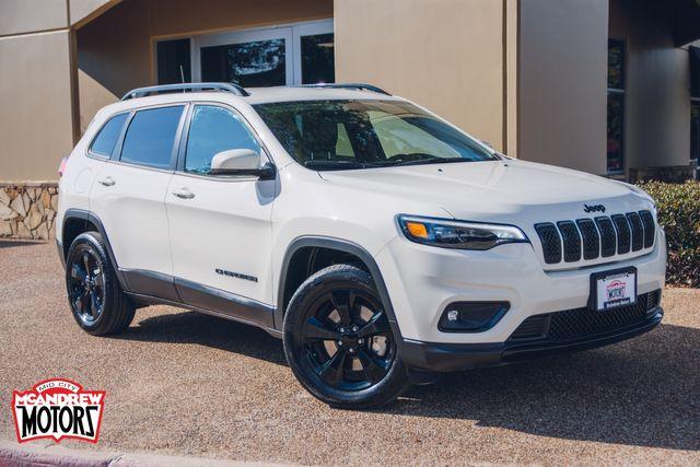 2019 Jeep Cherokee Altitude Plus 4wd