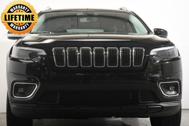 2019 Jeep Cherokee Limited w/ Safety Tech