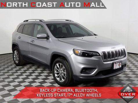 2019 Jeep Cherokee Latitude Plus in Cleveland, Ohio
