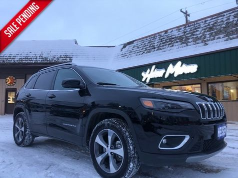 2019 Jeep Cherokee Limited in Dickinson, ND