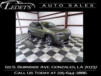 2019 Jeep Cherokee Limited - Ledet's Auto Sales Gonzales_state_zip in Gonzales