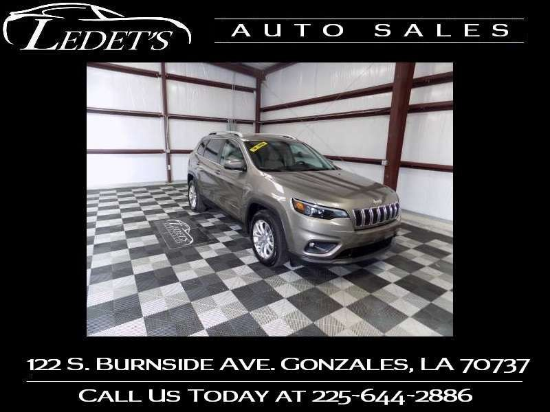 2019 Jeep Cherokee Latitude - Ledet's Auto Sales Gonzales_state_zip in Gonzales Louisiana