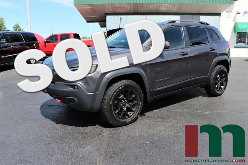 2019 Jeep Cherokee Trailhawk   Granite City, Illinois   MasterCars Company Inc. in Granite City Illinois