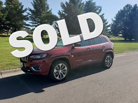 2019 Jeep Cherokee 4d SUV 4WD Overland 2.0L Turbo in Great Falls, MT