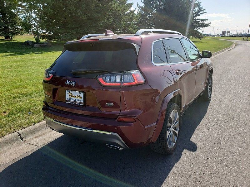 2019 Jeep Cherokee Overland  city MT  Bleskin Motor Company   in Great Falls, MT