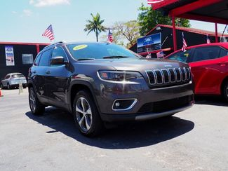 2019 Jeep Cherokee Limited in Hialeah, FL 33010