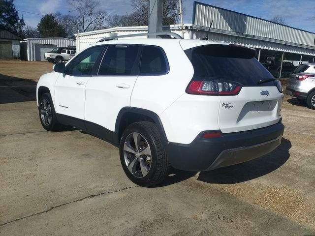 2019 Jeep Cherokee Limited Houston, Mississippi 5