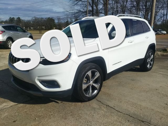 2019 Jeep Cherokee Limited Houston, Mississippi