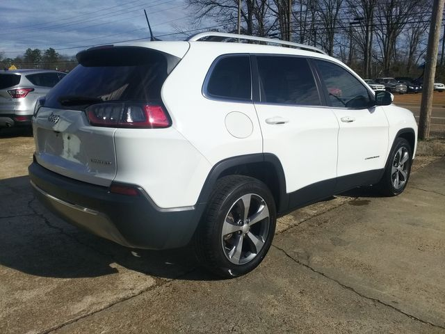 2019 Jeep Cherokee Limited Houston, Mississippi 4