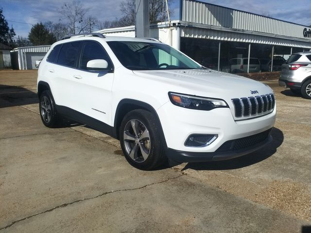 2019 Jeep Cherokee Limited Houston, Mississippi 1
