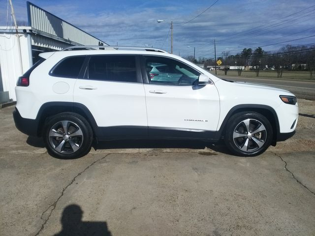 2019 Jeep Cherokee Limited Houston, Mississippi 3