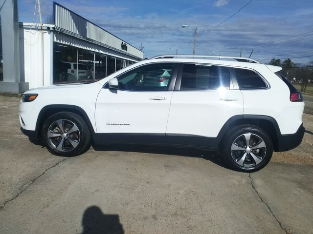 2019 Jeep Cherokee Limited Houston, Mississippi 2