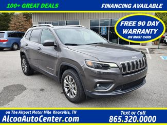 2019 Jeep Cherokee Latitude Plus 4WD Smart Key Uconnect in Louisville, TN 37777