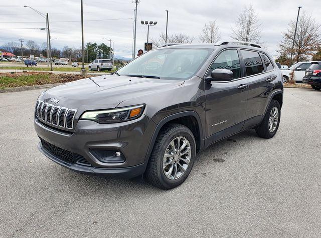 2019 Jeep Cherokee Latitude Plus 4WD Smart Key Uconnect in Louisville, TN 37777