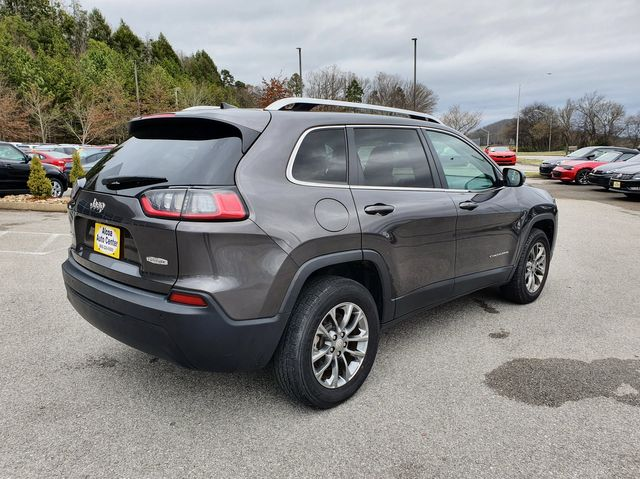 2019 Jeep Cherokee Latitude Plus 4X4 w/Selec-Terrain/Uconnect 4 in Louisville, TN 37777