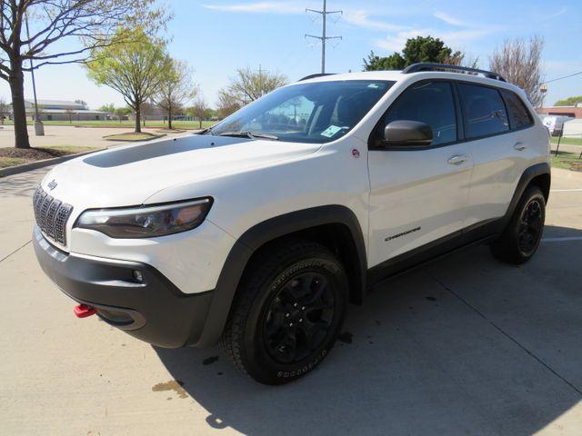 2019 Jeep Cherokee Trailhawk in McKinney, Texas 75070