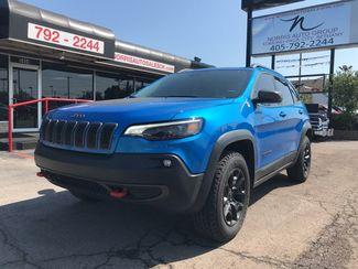2019 Jeep Cherokee Trailhawk Elite in Oklahoma City, OK 73122