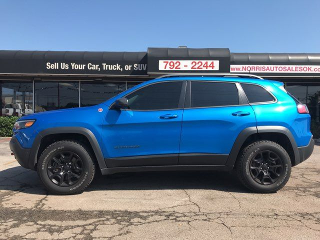 2019 Jeep Cherokee Trailhawk Elite in Oklahoma City, OK 73122
