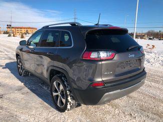 2019 Jeep Cherokee Limited 4x4 Osseo, Minnesota 2