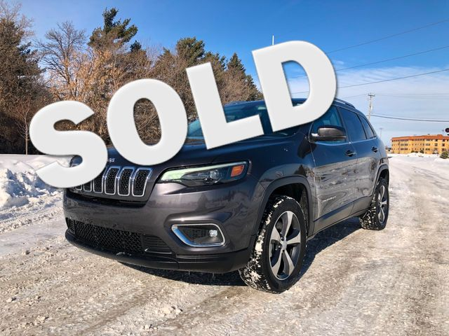 2019 Jeep Cherokee Limited 4x4 Osseo, Minnesota