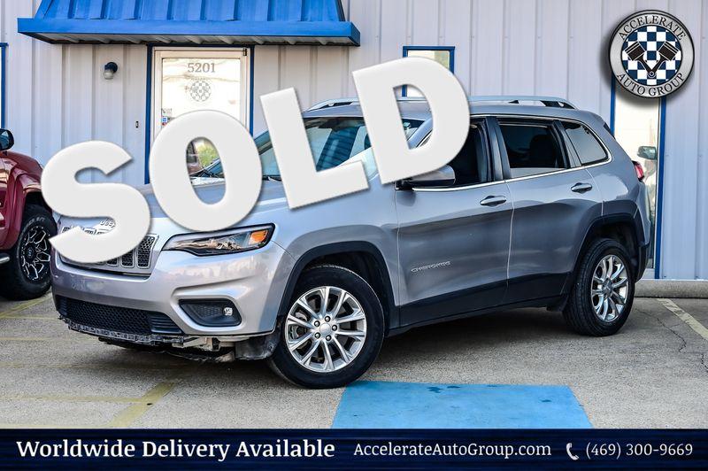 2019 Jeep Cherokee 2.4L I-4 Latitude 7'' Display Pwr Windows Nice!! in Rowlett Texas