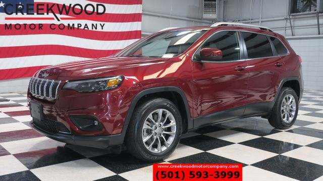 2019 Jeep Cherokee Latitude Plus Leather Low Miles Warranty Financing in Searcy, AR 72143