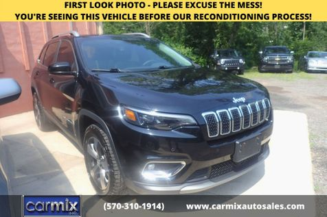 2019 Jeep Cherokee Limited in Shavertown