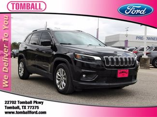 2019 Jeep Cherokee Latitude in Tomball, TX 77375