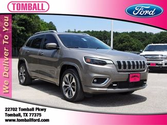 2019 Jeep Cherokee Overland in Tomball, TX 77375