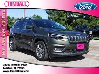 2019 Jeep Cherokee Latitude Plus in Tomball, TX 77375