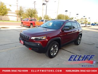 2019 Jeep Cherokee Trailhawk 4X4 in Harlingen, TX 78550